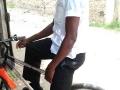JUma mit Rad