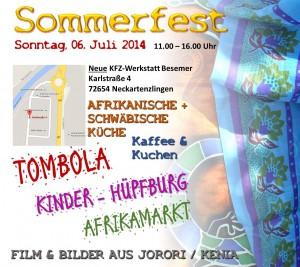 2014-07 SommerfestPlakat_1